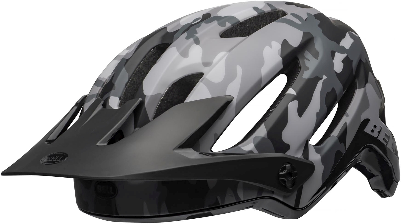 Bell 4Forty Mat/Glos Black Camo M-(55-59)