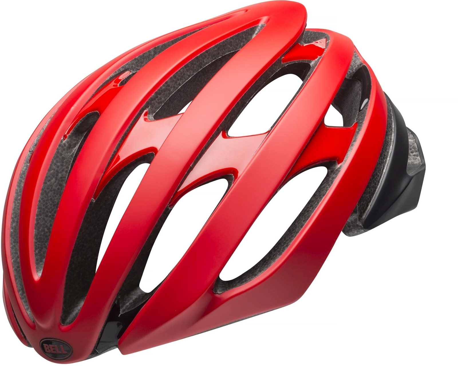 Bell Stratus Mat/Glos Red/Black M-(55-59)