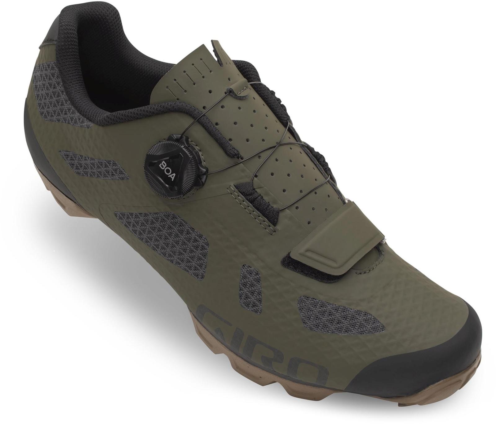 Giro Rincon MTB - olive / gum 42