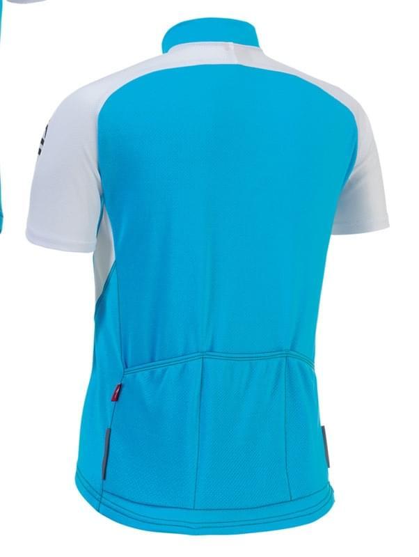 ae212dc0865 Dětský cyklistický dres Specialized Kid Solid - blue white - Ski a ...