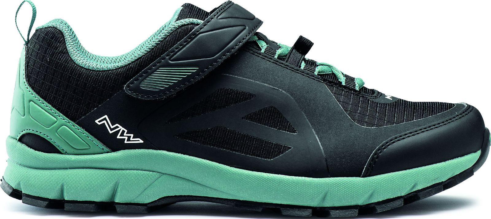 Northwave Escape Evo - black/colorado green 40