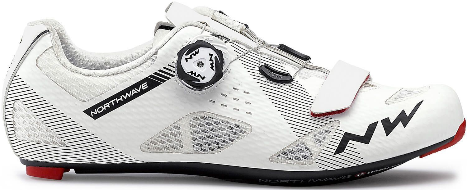 Northwave Storm Carbon - white 43.5
