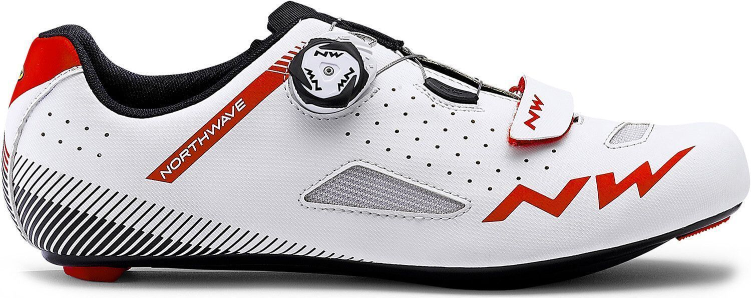 Northwave Core Plus - white/red 42