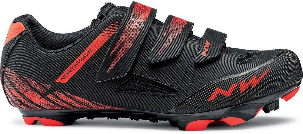 Northwave Origin - Black/Red 41