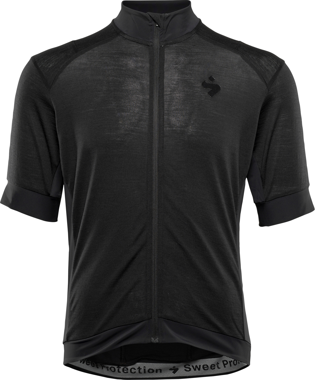 Sweet Protection Crossfire Merino SS Jersey M - black XL