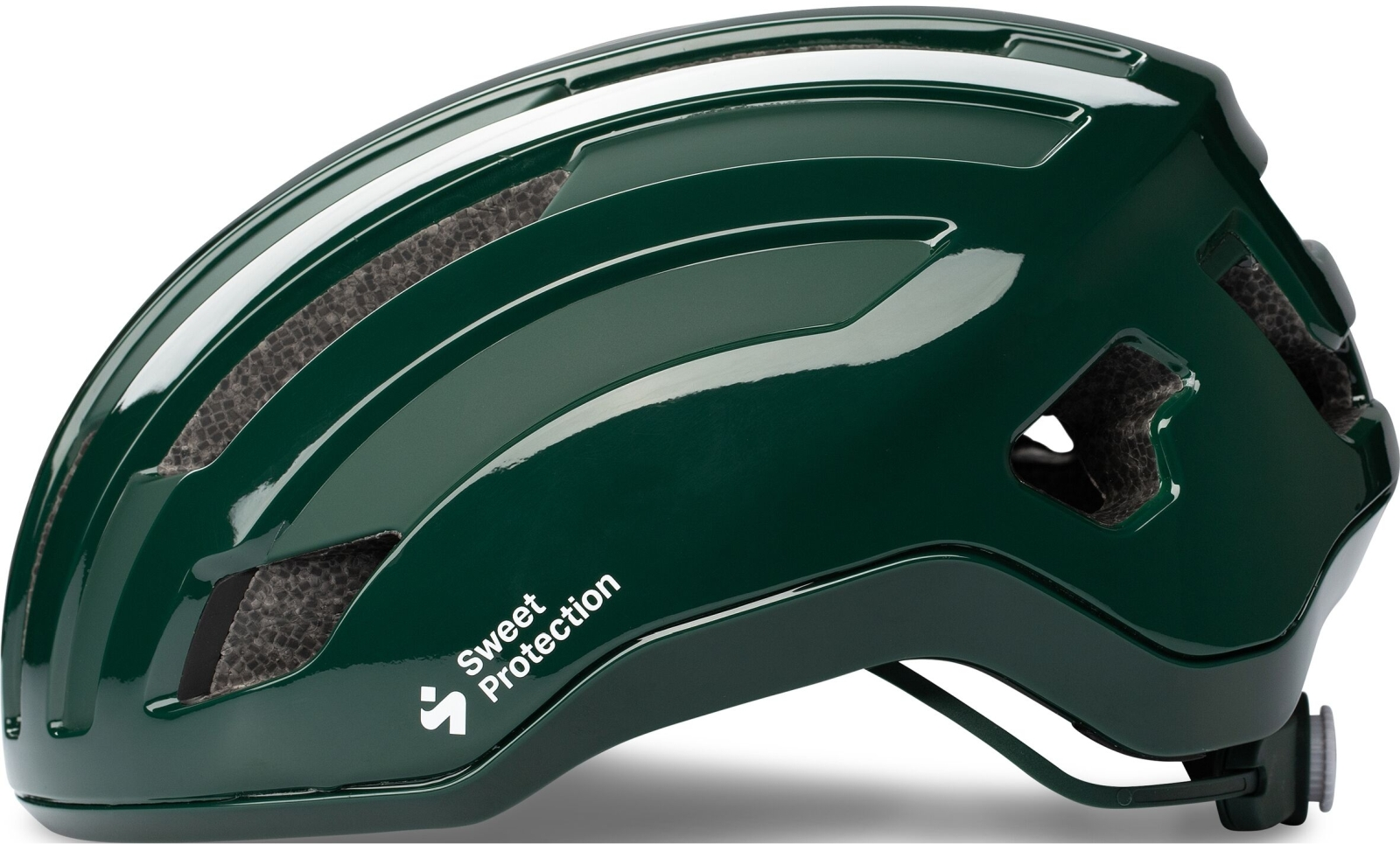 Sweet Protection Outrider MIPS Helmet - gloss forest green 54-57
