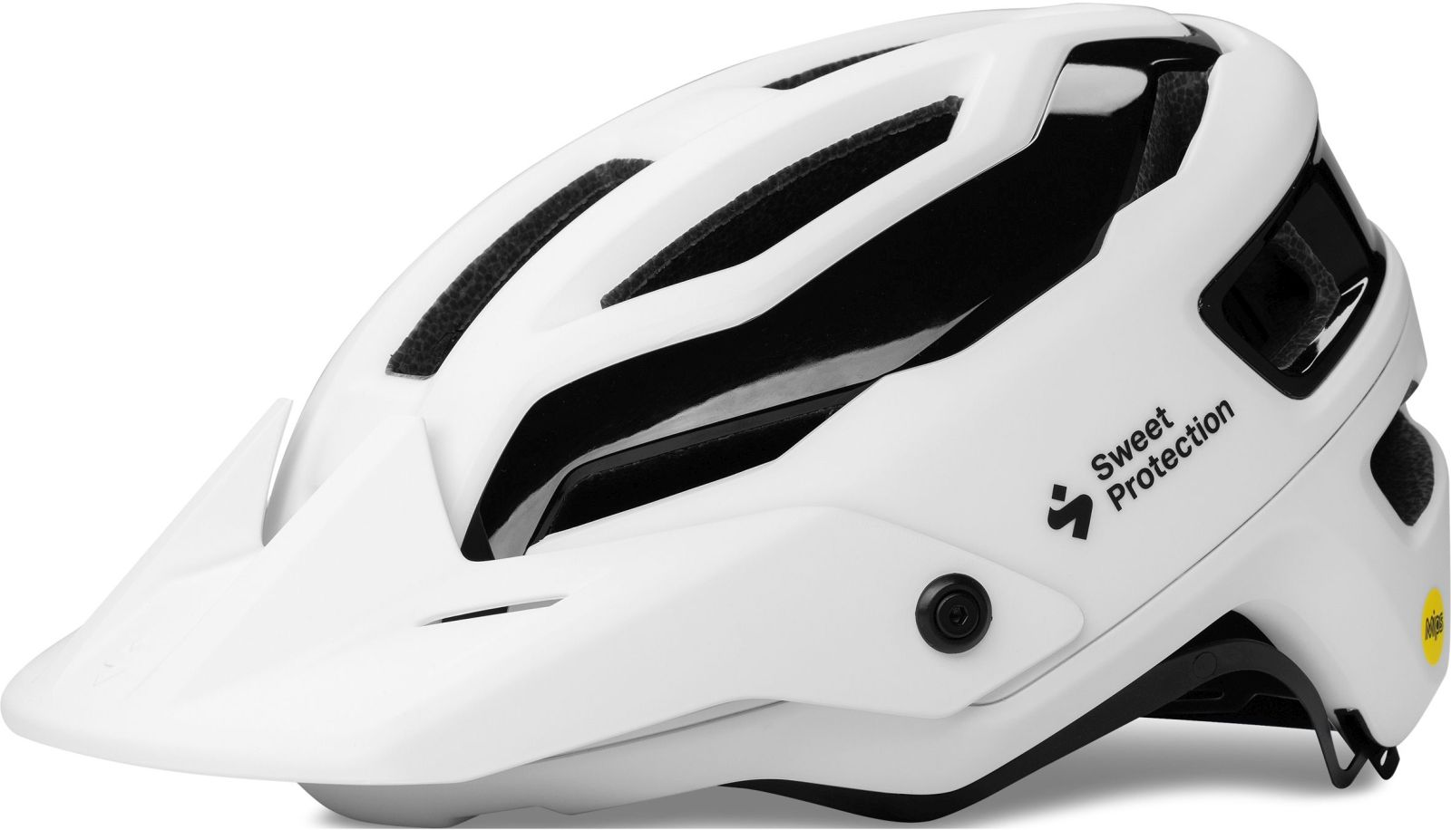 Sweet Protection Trailblazer MIPS Helmet - matte white 53-56