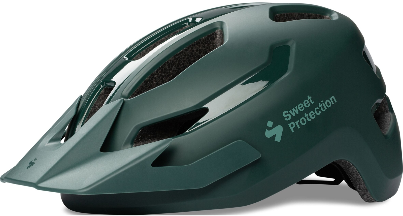 Sweet Protection Ripper MIPS Helmet JR - matte forest green 48-53