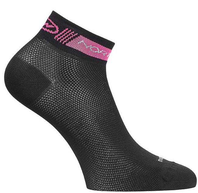 Northwave Pearl Socks Woman - Black/Fuchsia M