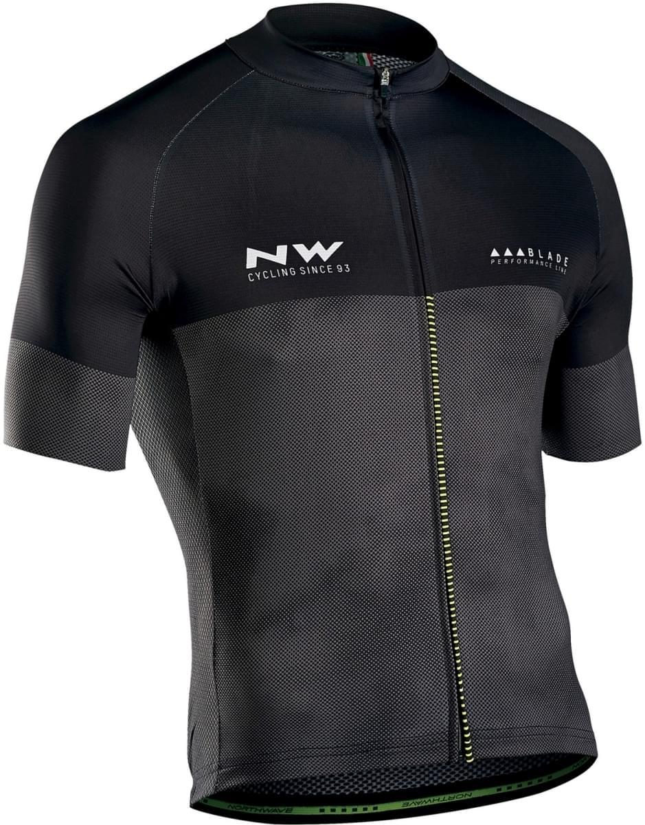 Northwave Blade 3 Jersey Short Sleeves - Black L