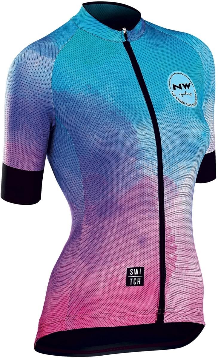 Dámský cyklistický dres Northwave Acquerello Jersey Short Sleeves -  Acquerello 123810d7f9