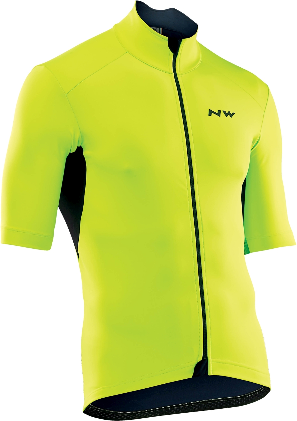 Northwave Ghost H2O Jacket Total Protection Ss  - yellowfluo L