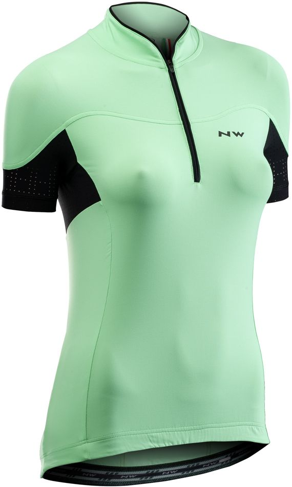 Northwave Muse Jersey Short Sleeves - Mint L