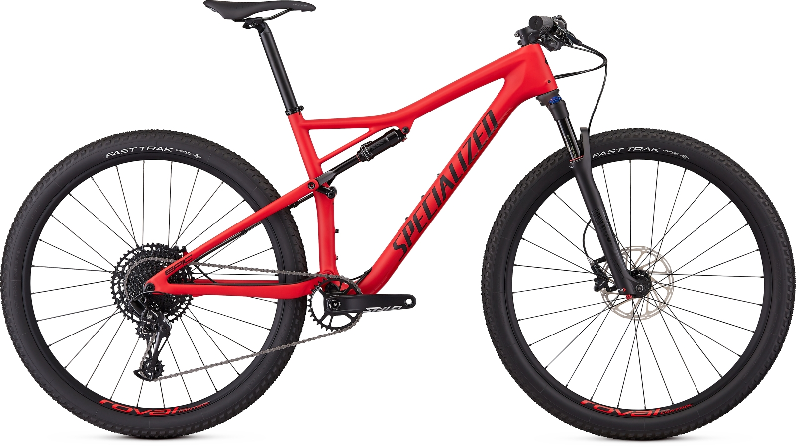 Specialized Epic Men's Comp Carbon 29 - flo red/black L