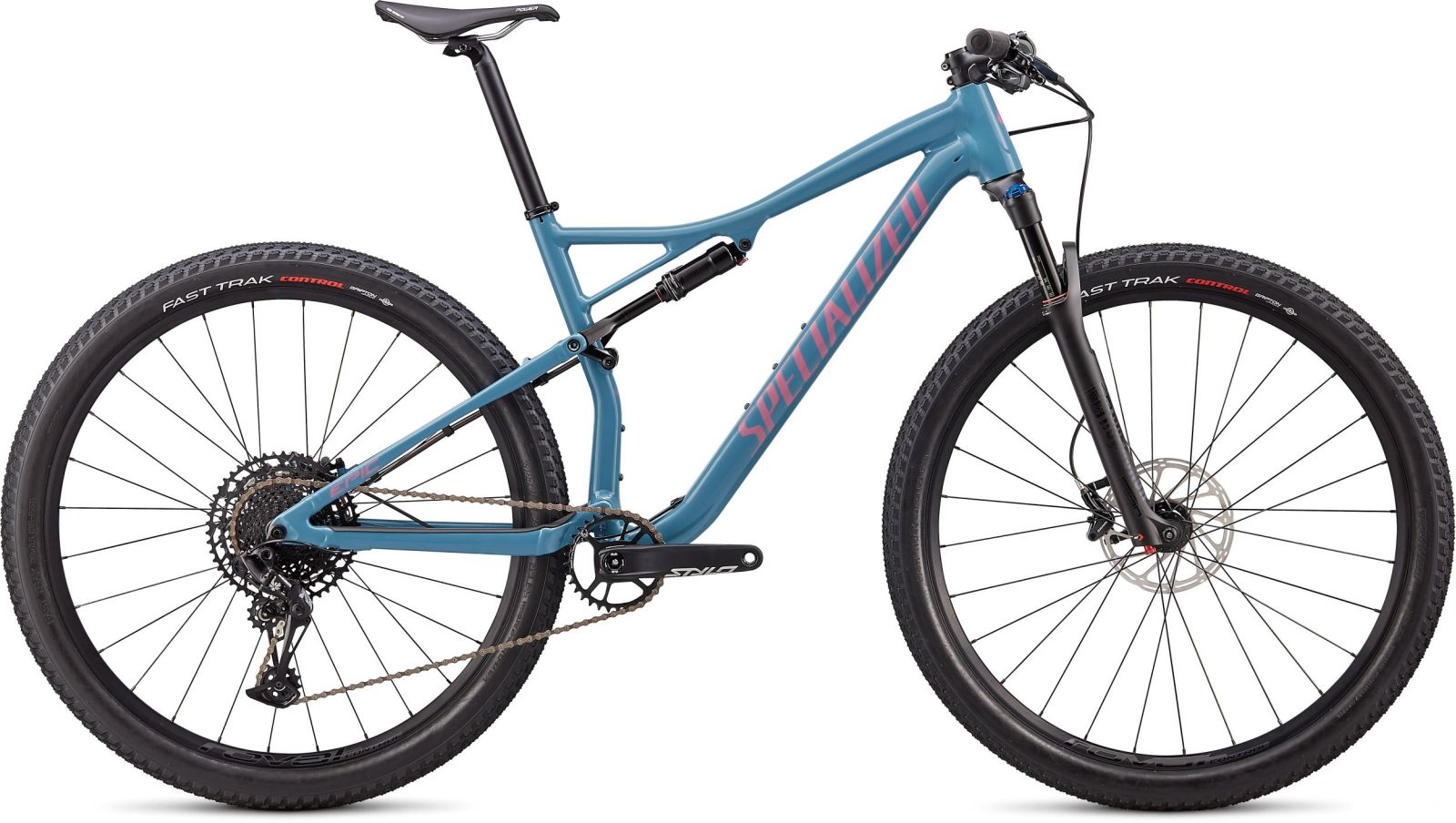 Specialized Epic Comp - gloss storm grey/dusty lilac M