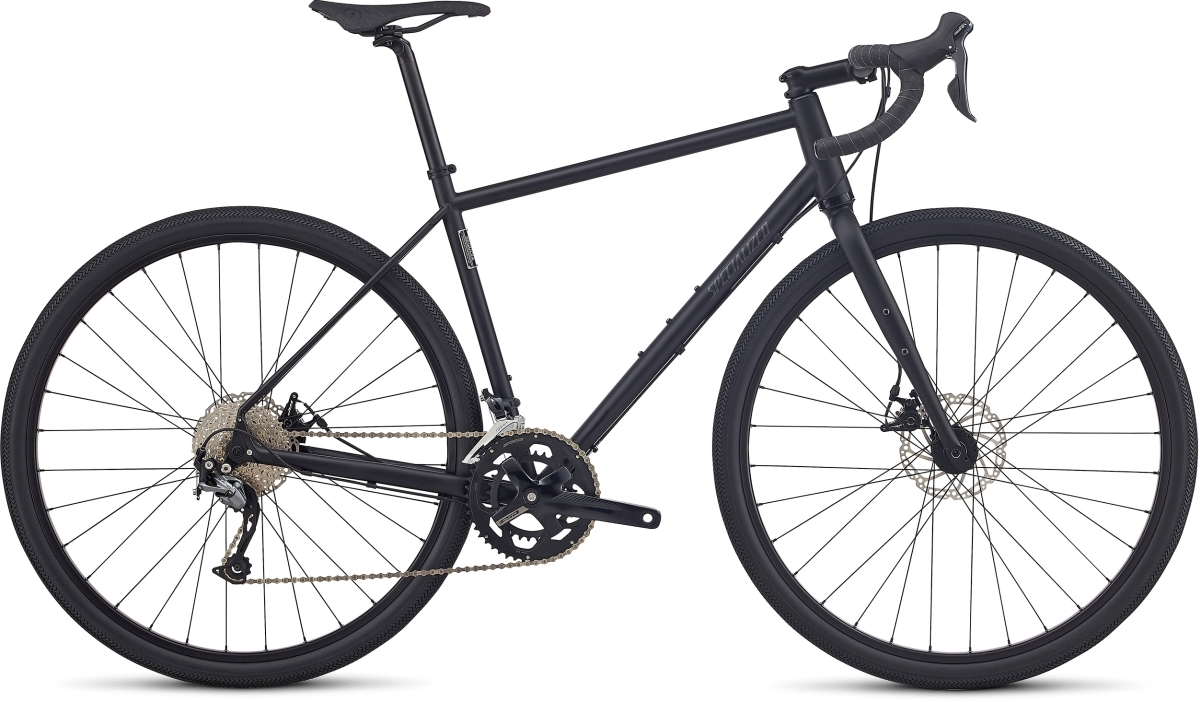 Specialized Sequoia - black/graphite 54