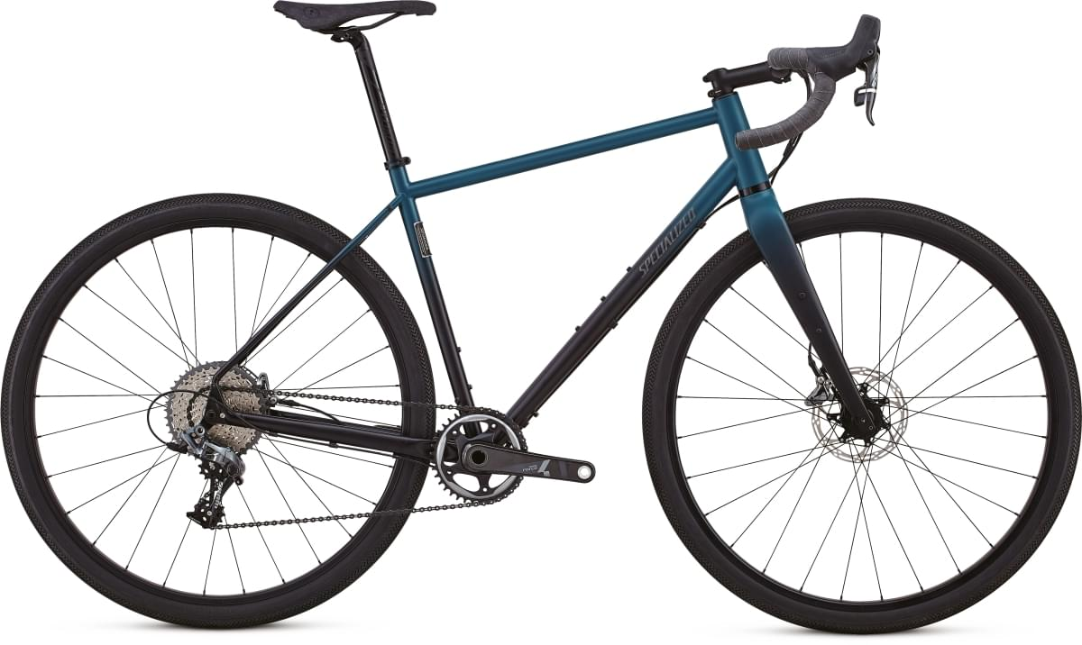 Specialized Sequoia Expert - black/tropical teal 54