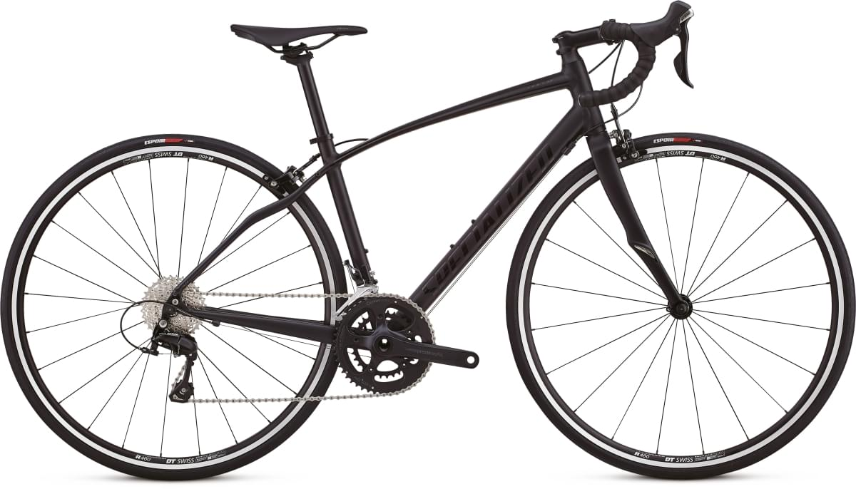 Specialized Dolce Elite - tarmac black/black 54