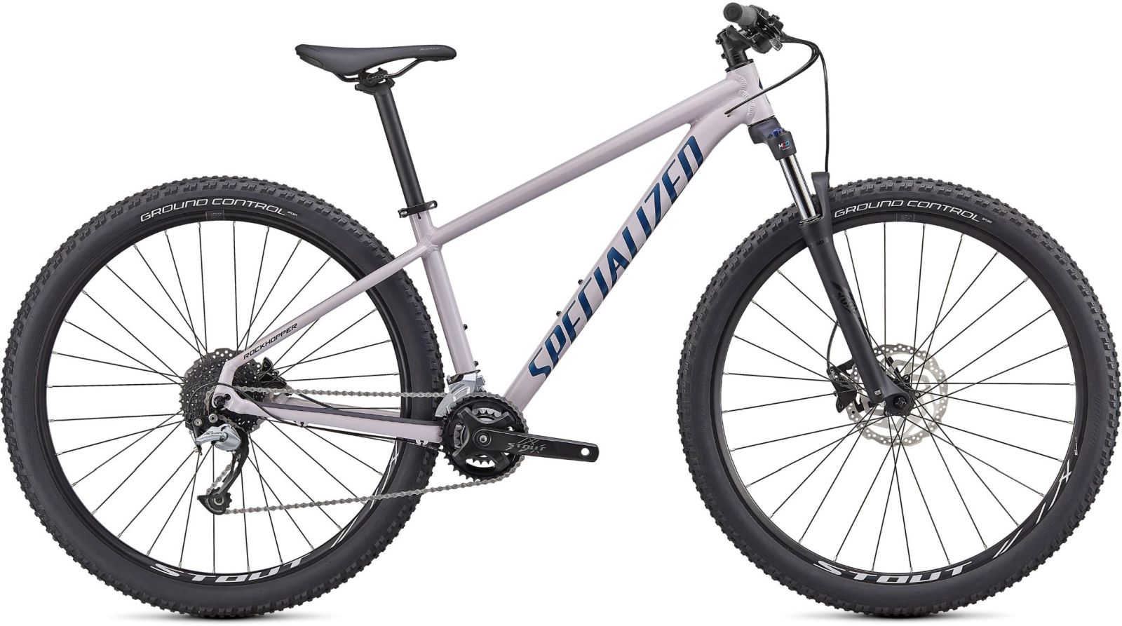 Specialized Roockhopper Comp 2X 27.5 - Gloss Clay/Satin Cast Blue Metallic XS