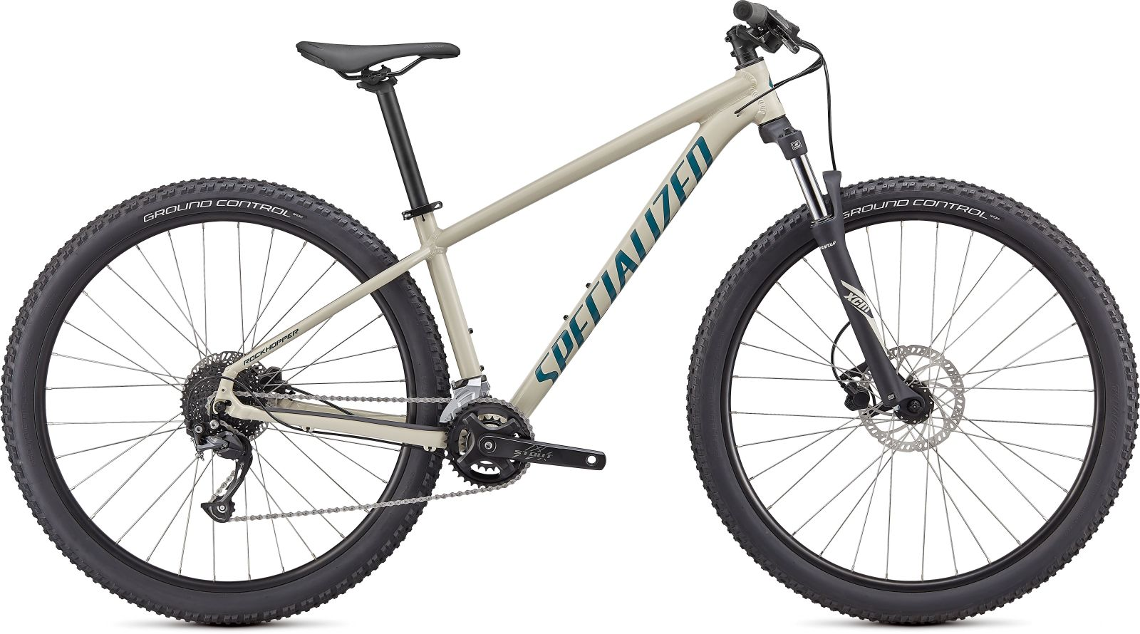Specialized Rockhopper Sport 29 - Gloss White Mountains/Dusty Turquoise S