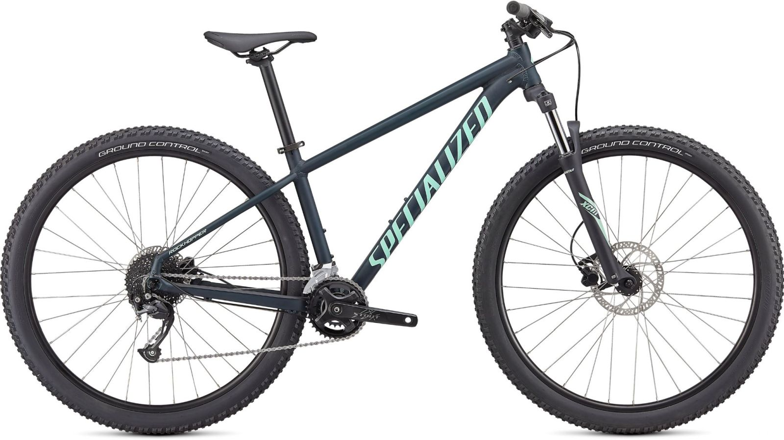 Specialized Rockhopper Sport 29 - Satin Forest Green/Oasis XL
