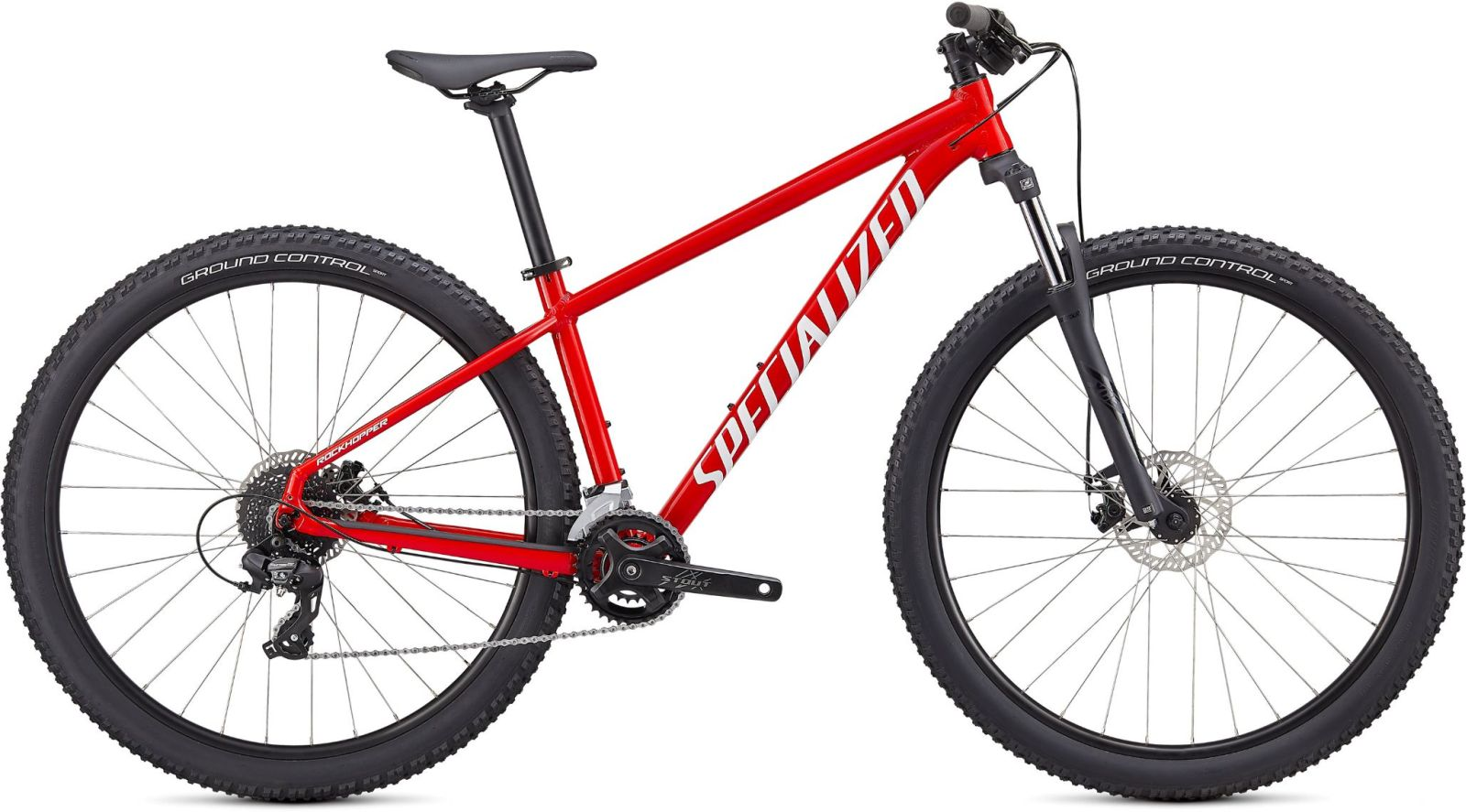Specialized Rockhopper 27.5 - flo red/white M
