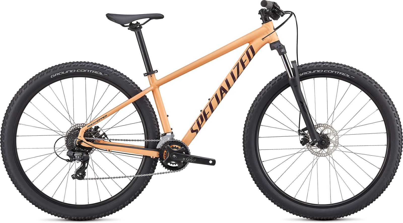 Specialized Rockhopper 29 - Gloss Ice Papaya/Cast Umber S