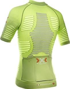 Funkční triko X-Bionic Effektor Bike Powershirt - green - Ski a Bike ... f0beea5857