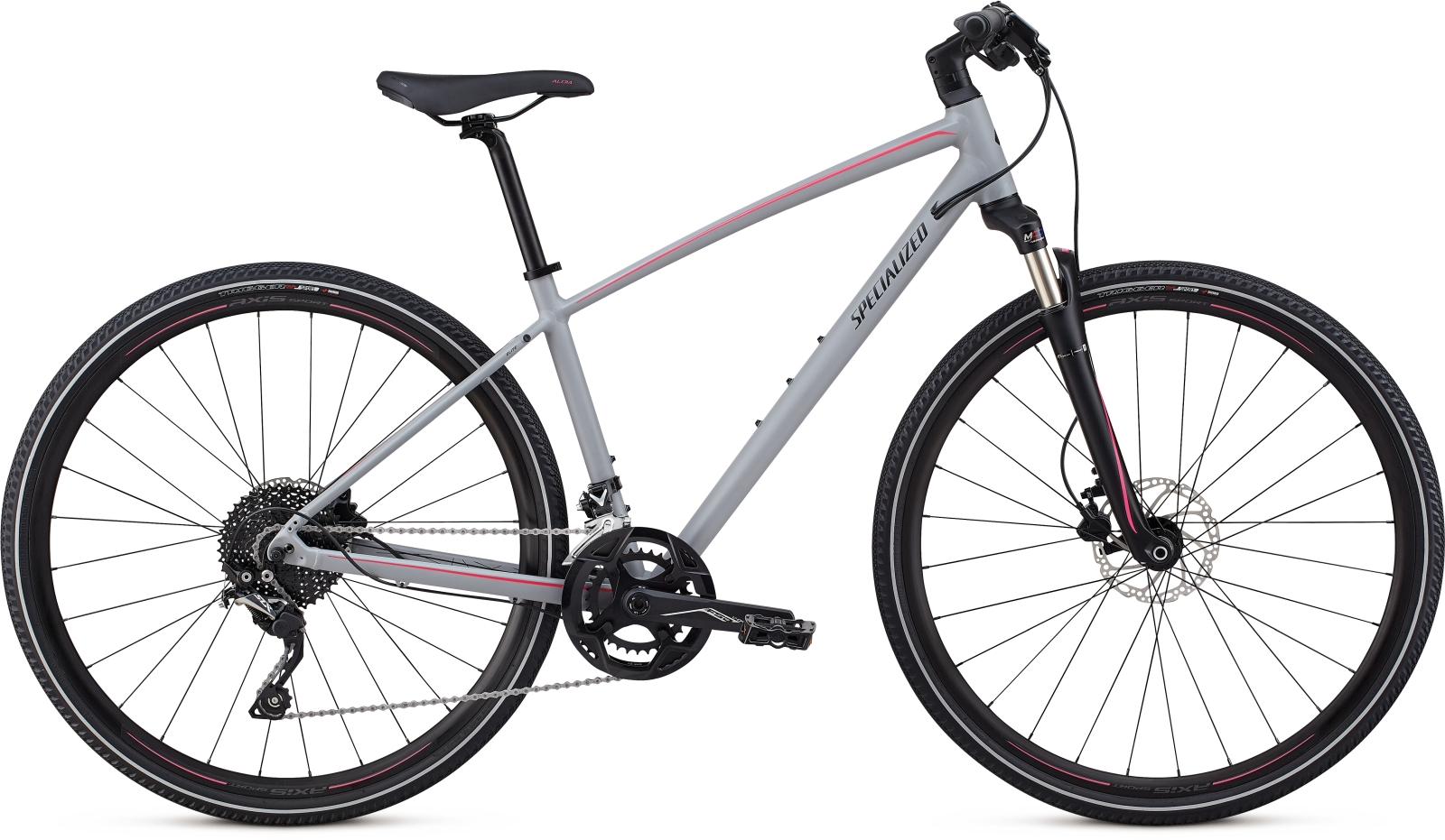 Specialized Ariel Elite - clgry/acdpnk/tarblk XS