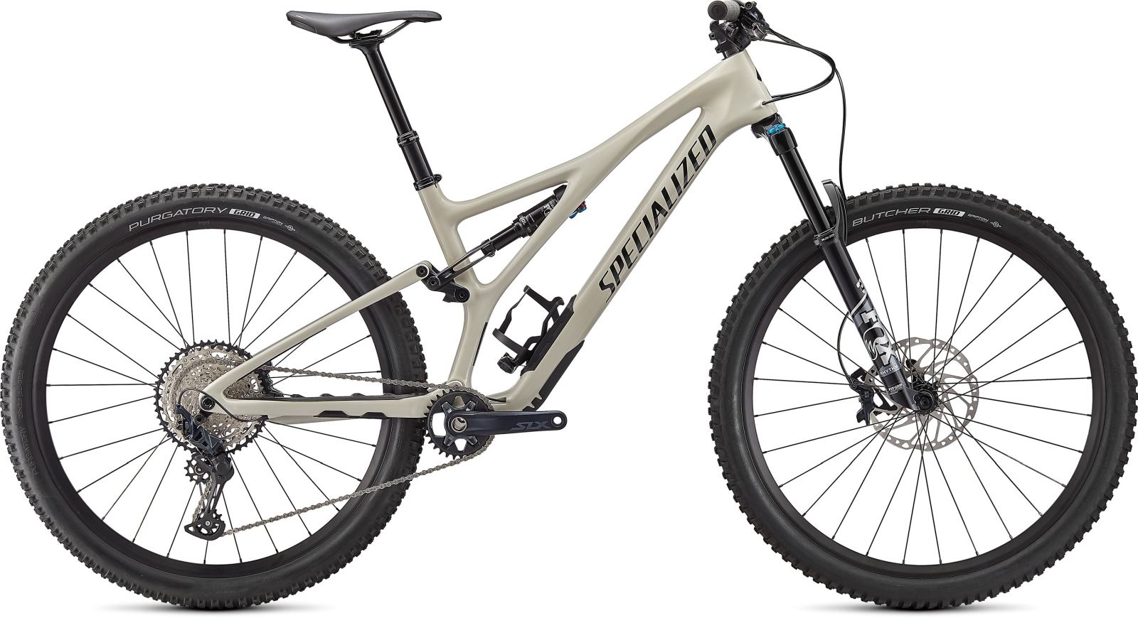 Specialized Stumpjumper Comp - white mountains/black S3