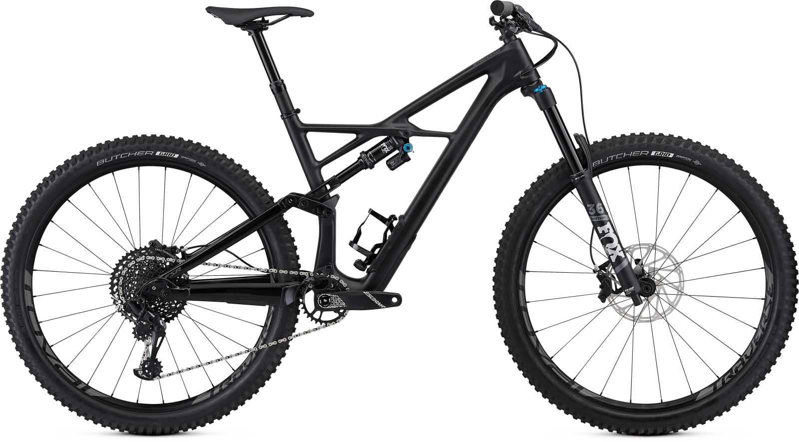 Specialized Enduro FSR Elite Carbon 29/6Fattie - carbon/charcoal XL