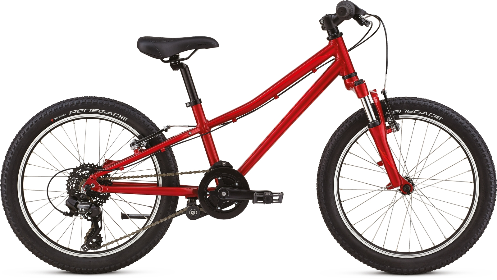Specialized Hotrock 20 - candy red/rocket red uni
