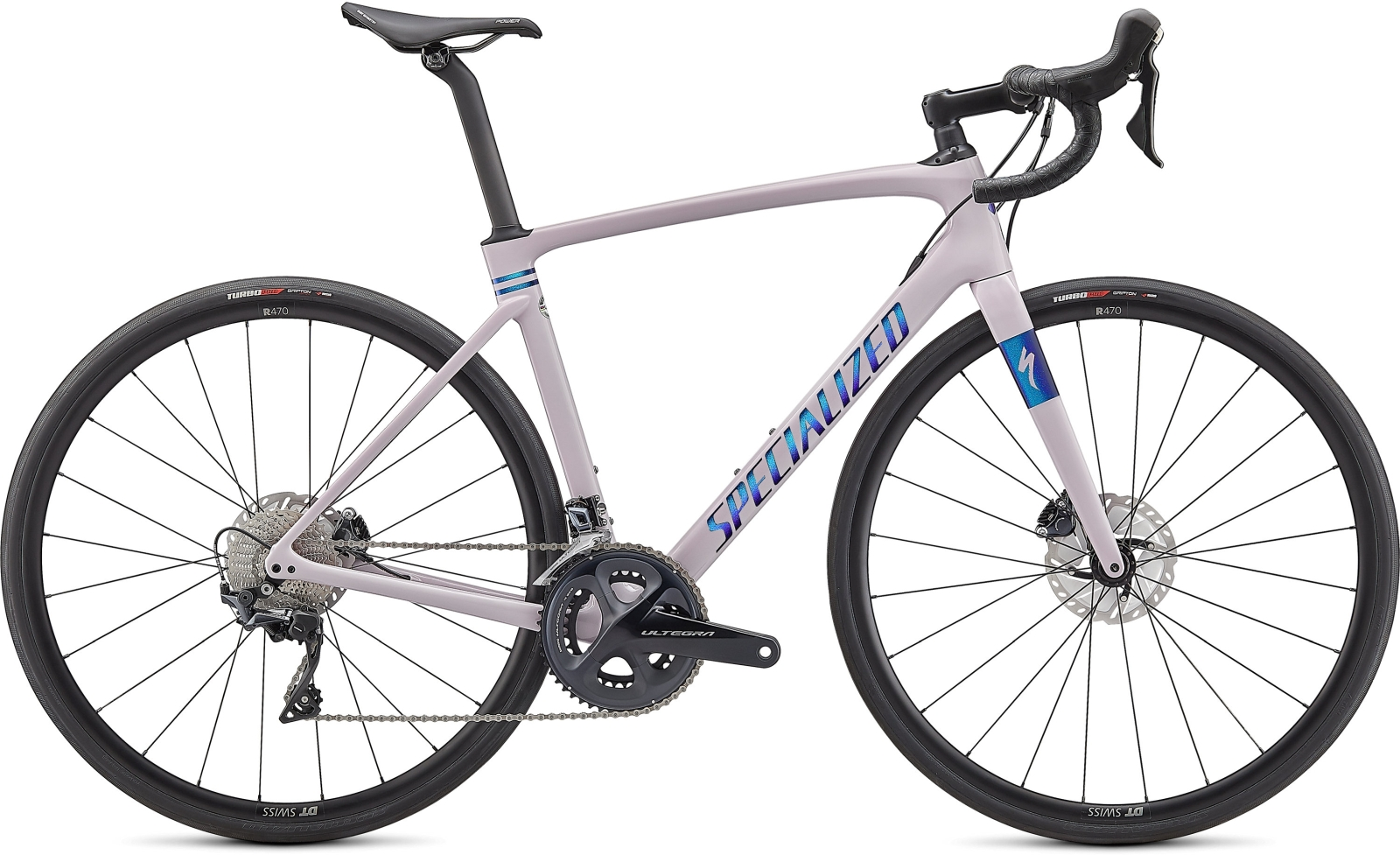 Specialized Roubaix Comp - gloss clay/chameleon 58