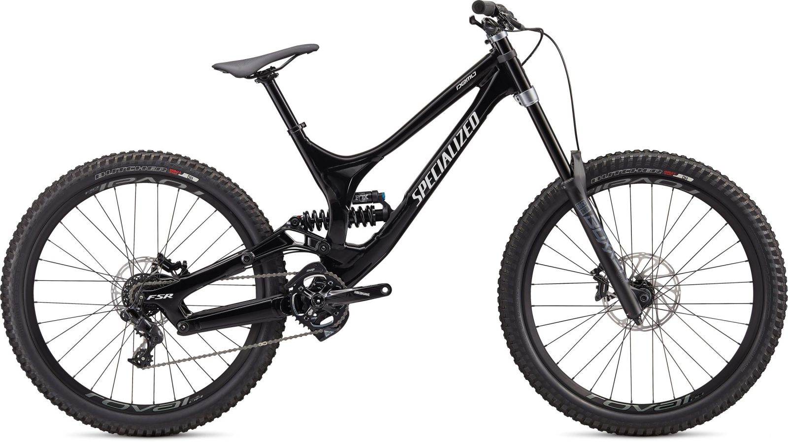 Specialized Demo 8 Alloy 27.5 - gloss black / white S