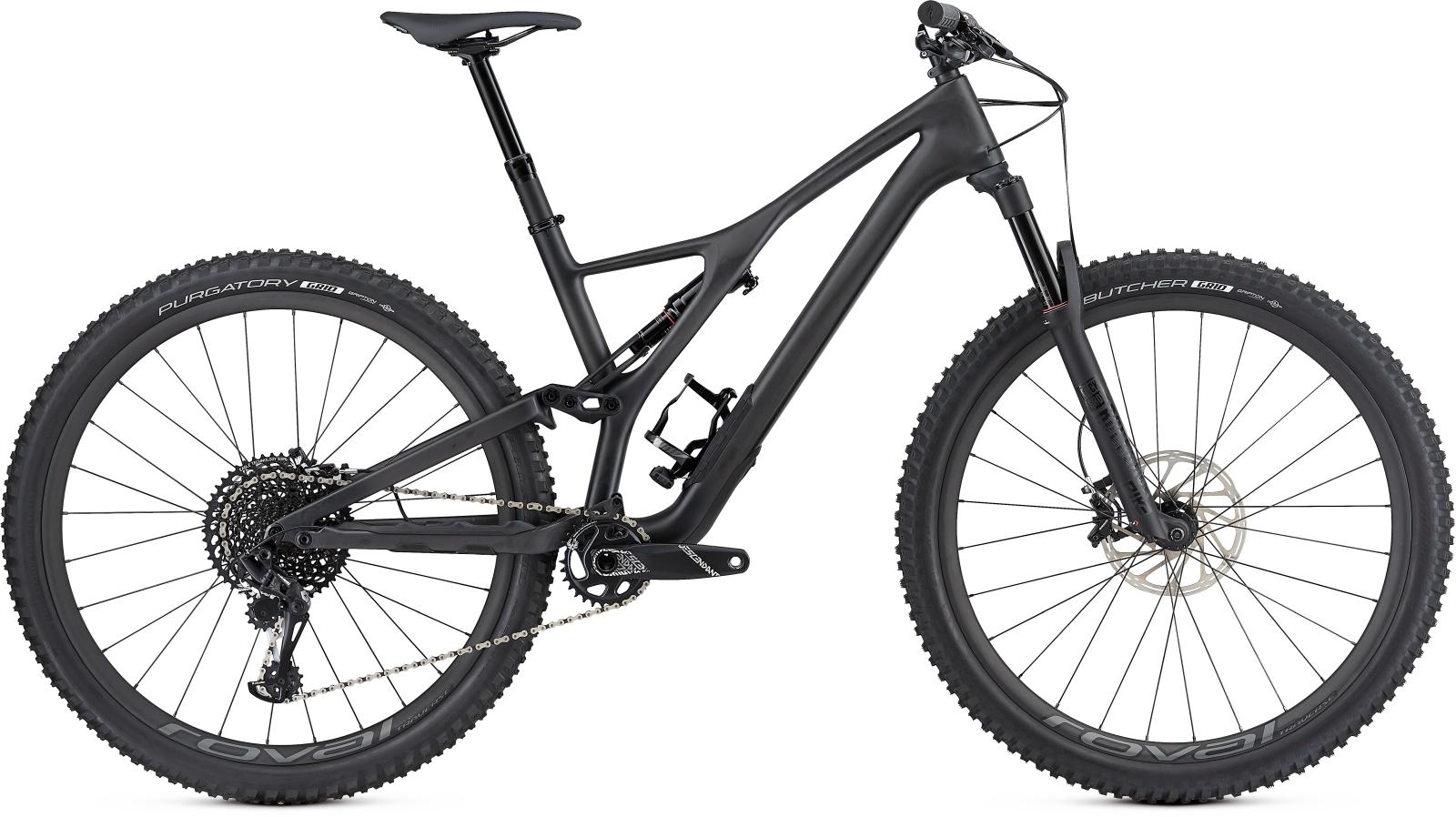 Specialized Men's Stumpjumper ST Expert Carbon 29 - carbon/black M