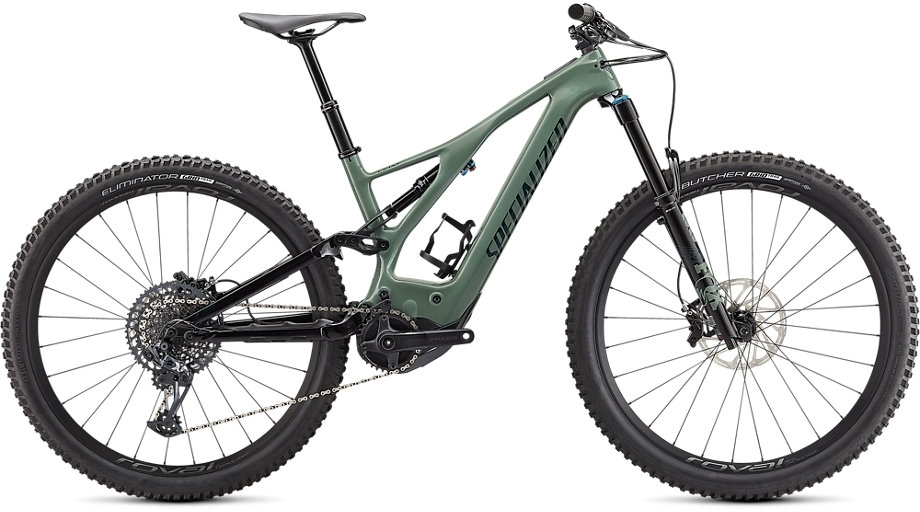 Specialized Turbo Levo Expert Carbon - Sage Green / Forest Green S
