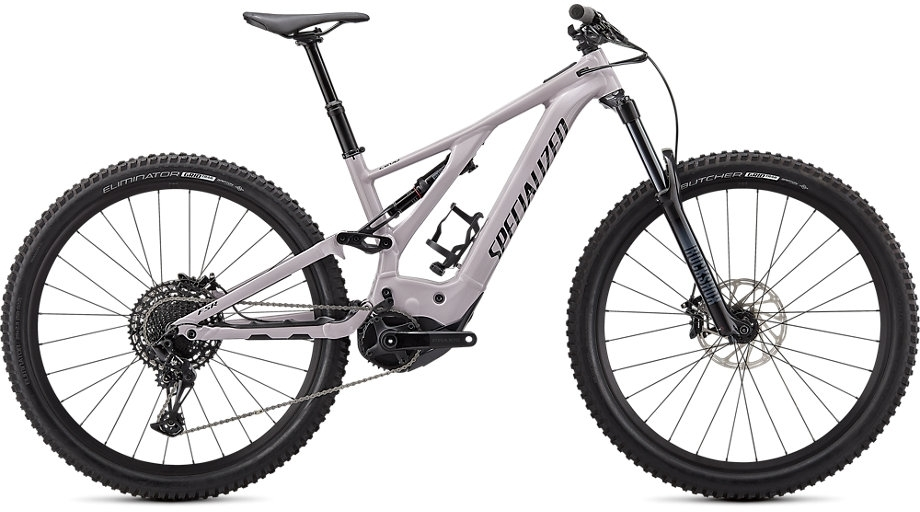 Specialized Turbo Levo - Clay / Black / Flake Silver S