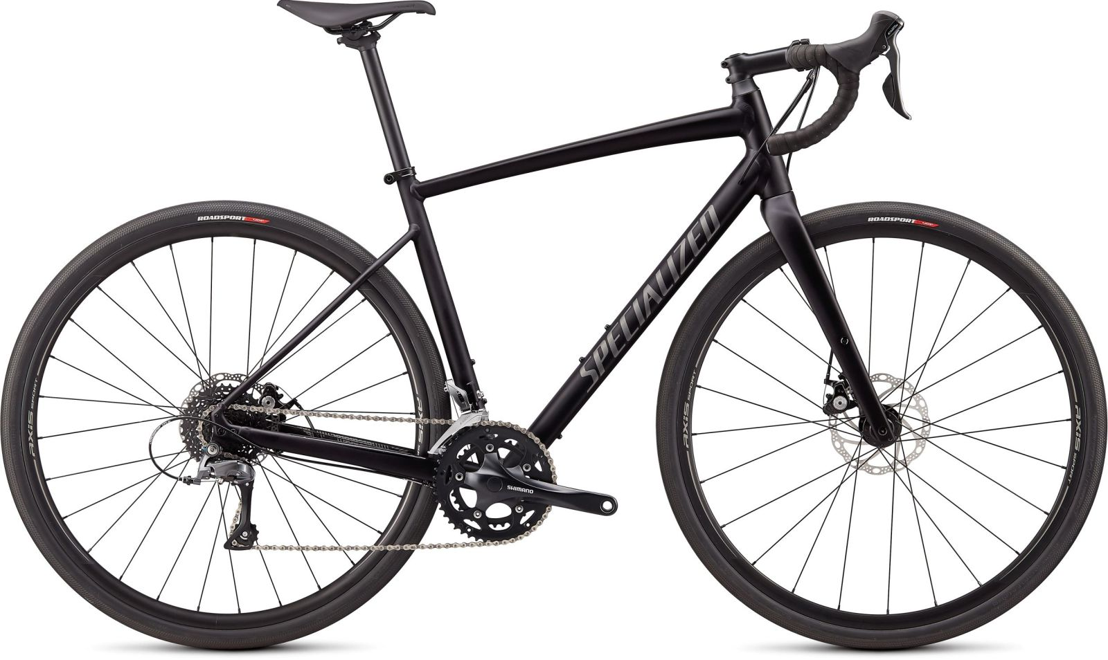 Specialized Diverge E5 - satin black/charcoal camo 54