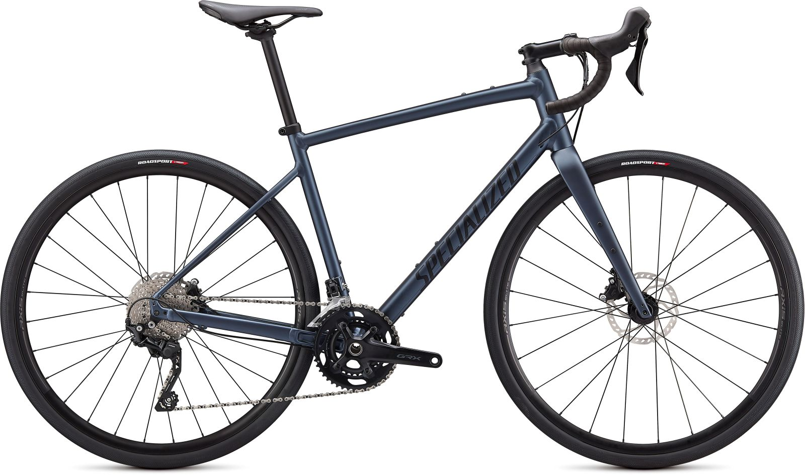 Specialized Diverge E5 Elite -Satin Cast Blue Metallic/Ice Blue/Chrome/Clean 61