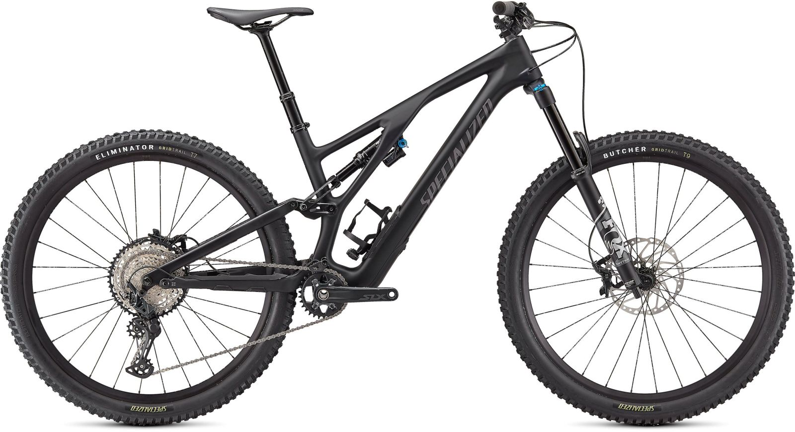 Specialized Stumpjumper EVO Comp - satin black/smoke S2