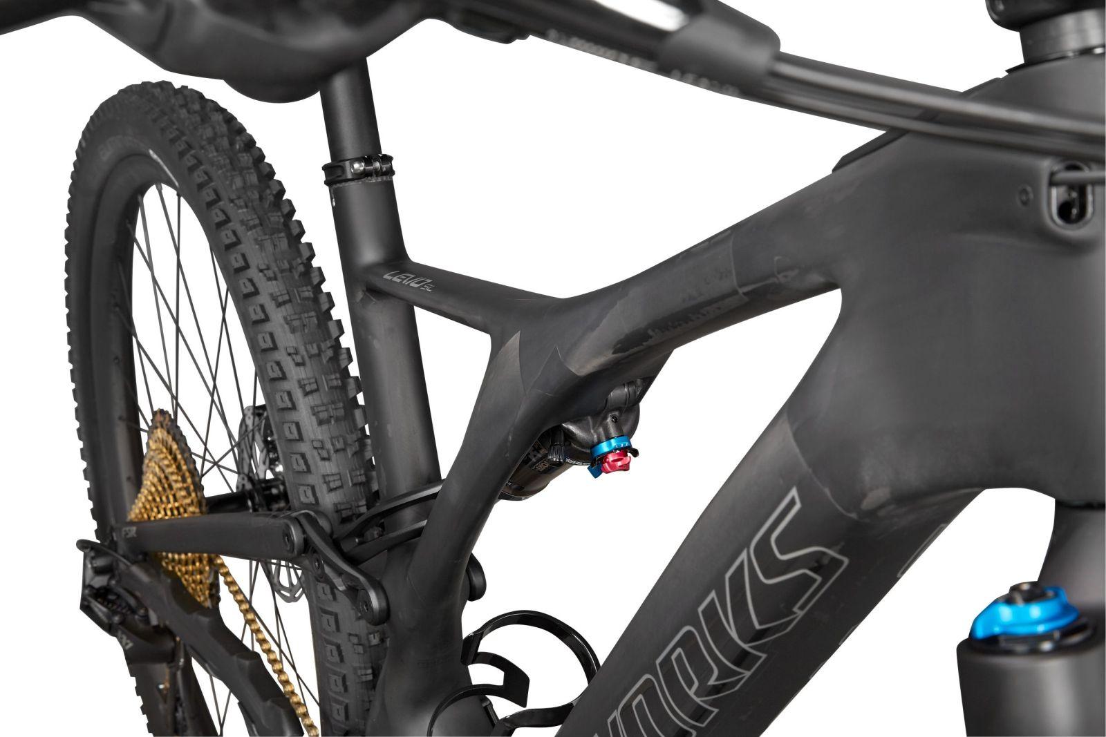 Celoodpružené elektrokolo Specialized S-Works Turbo Levo SL - carbon/black/ - Ski a Bike Centrum Radotín