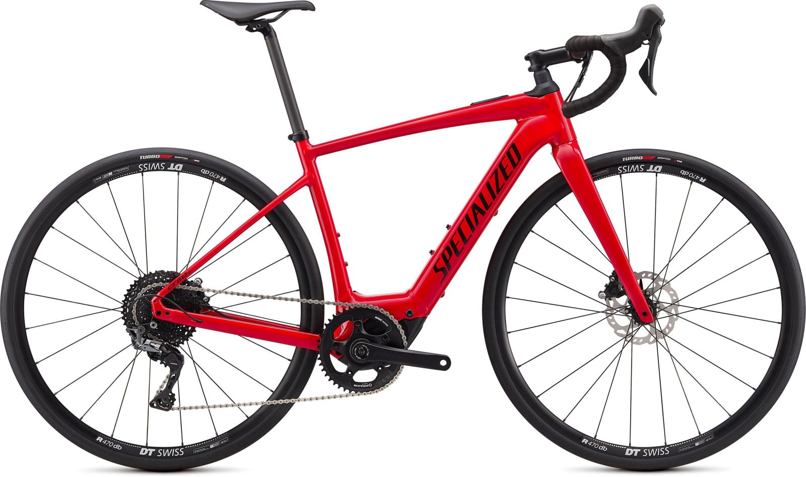 Specialized Turbo Creo SL E5 Comp - flo red/black M
