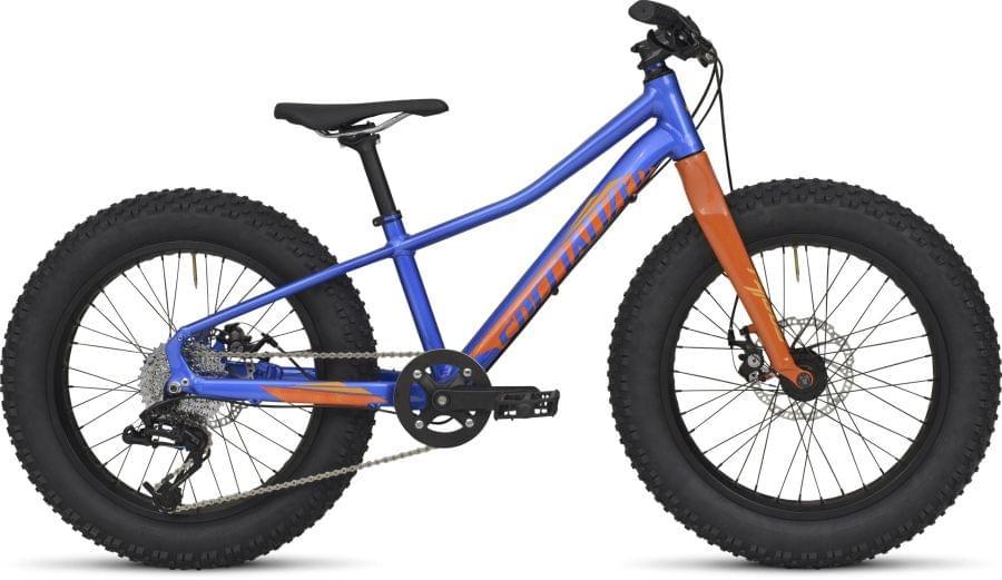 Dětské kolo Specialized Fatboy 20 - Blue/Orange 11
