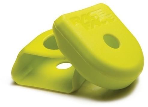 Race Face Crank Boot 2-pack Small - žlutá uni