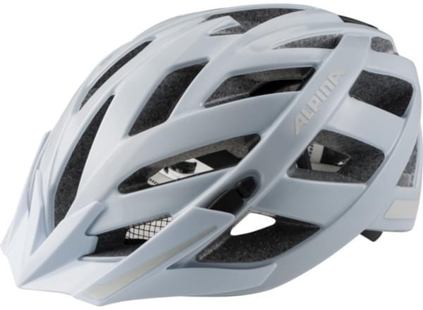 Cyklistická helma Alpina PANOMA City - white matt reflective - Ski a ... 1f522902d90