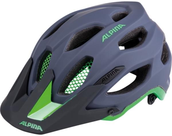 Alpina Carapax - charcoal-green 57-62