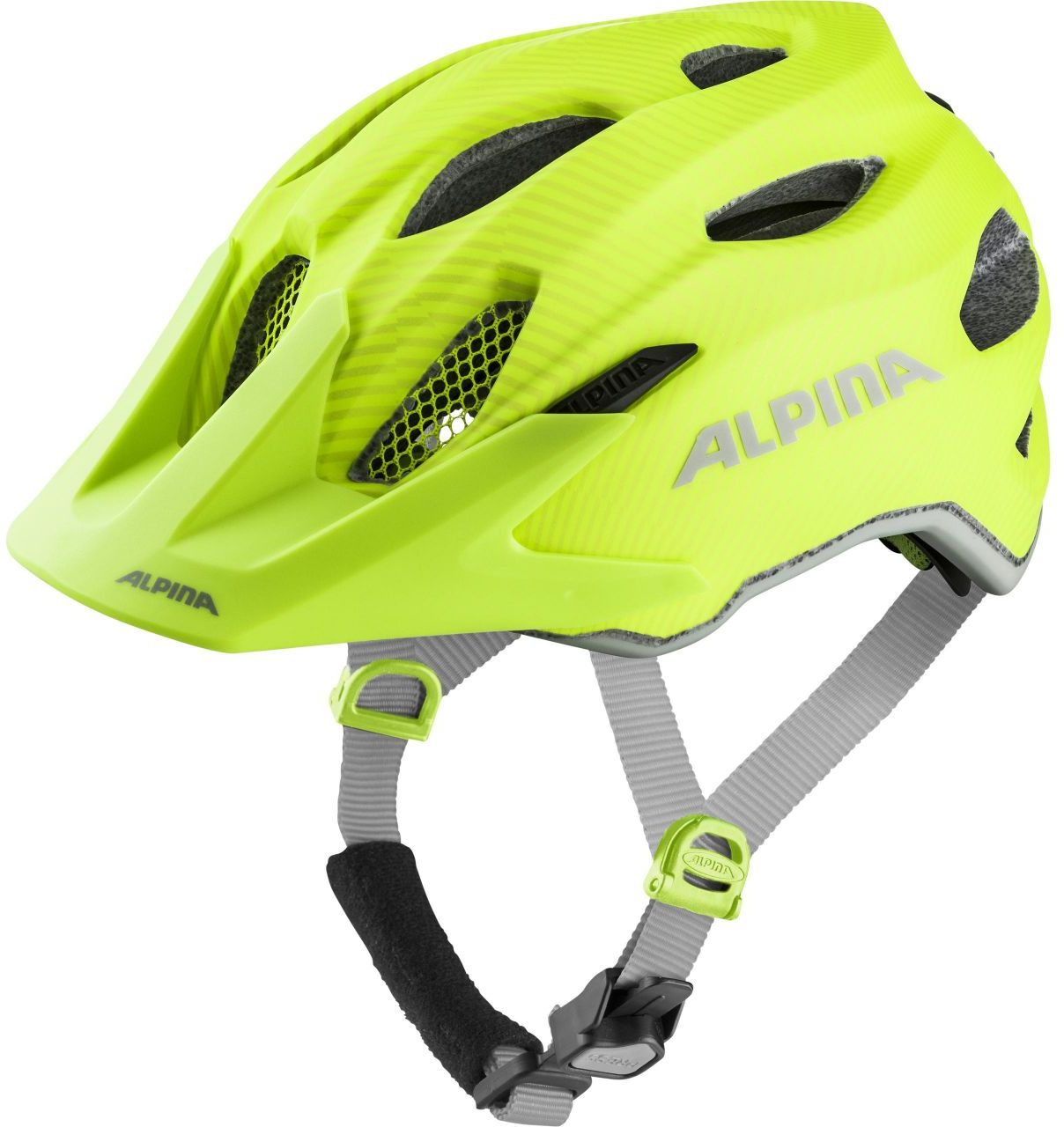 Alpina Carapax Jr. Flash - be visible 51-56