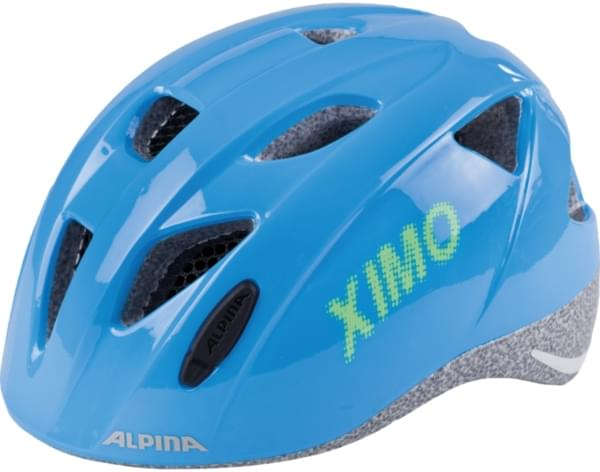 Alpina XIMO - blue 47-51
