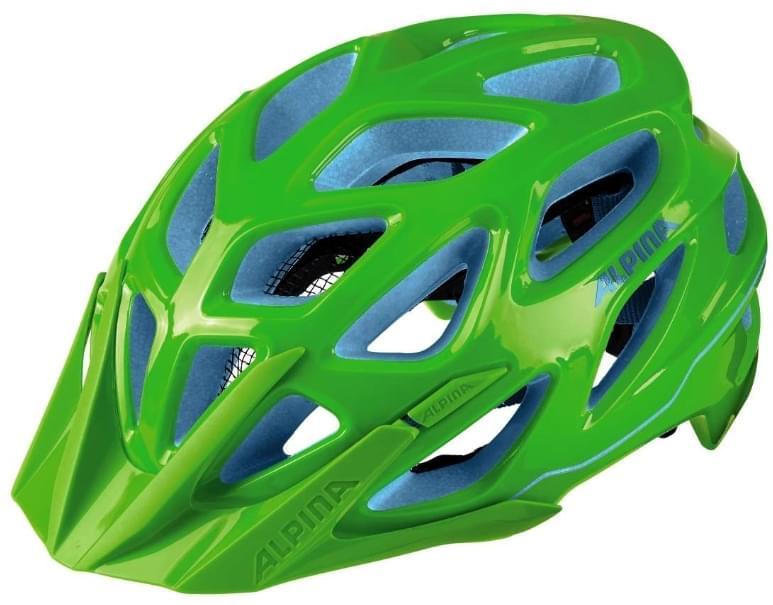 Alpina Mythos 3.0 - neon green-blue 52-57