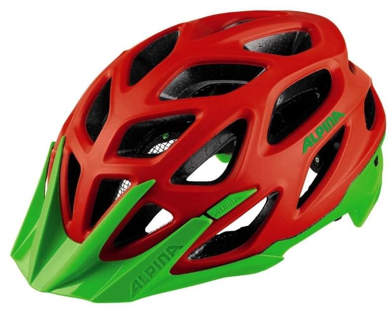 Alpina Mythos 3.0 le - neon red-green 52-57